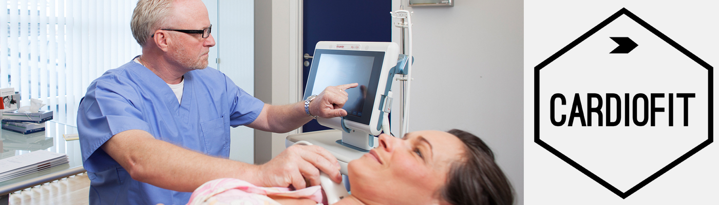 CardioFit scanning